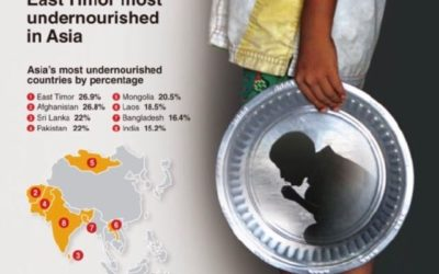 Maluk Timor gives seminar on malnutrition