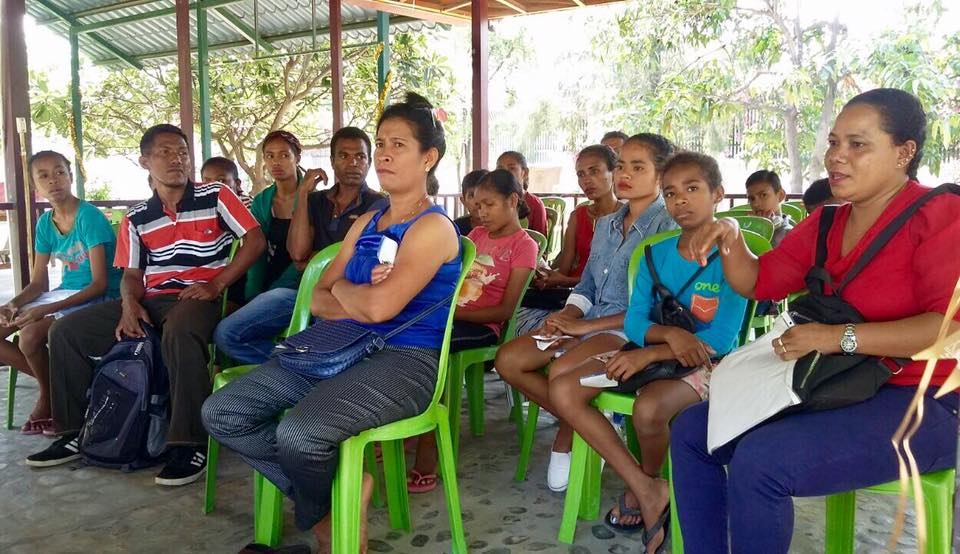 Screening shows: 3% of Timorese kids have RHD