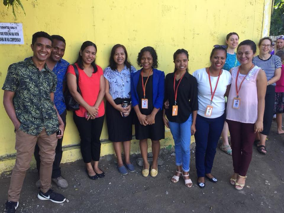 Up to 10,000 kids with RHD in Timor Leste