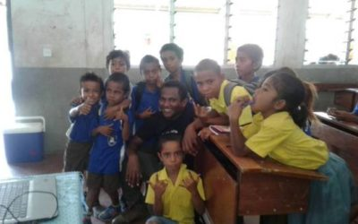 Timor Leste: healing hearts and minds