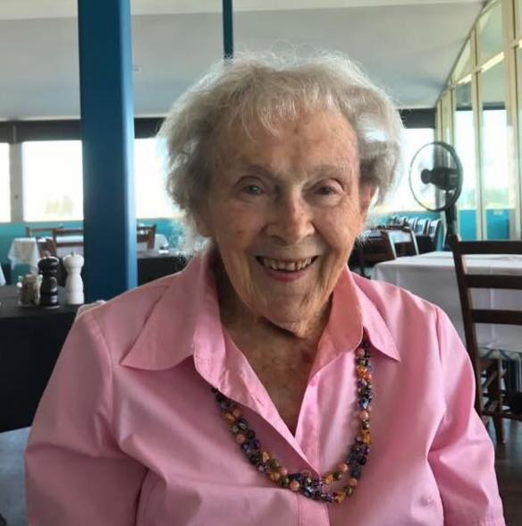 Remember Joan, this amazing 93-year-old?