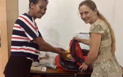 Dr Ella brings healthcare to rural Timor-Leste outpost