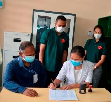 New Emergency Room for Comoro Clinic is Dili